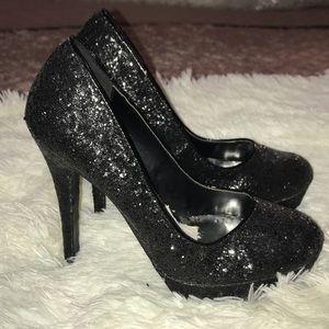 Glitter heels ❤️